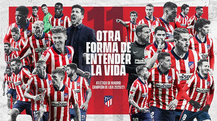 6 sezon sonra tekrar zirve: La Liga'da şampiyon Atletico Madrid