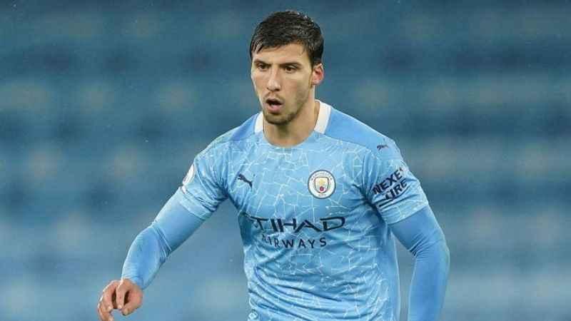 Premier Lig'de yılın futbolcusu Ruben Dias!