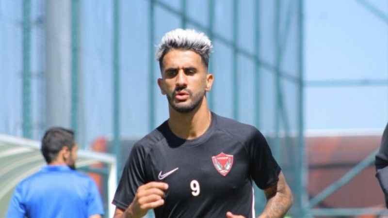 Ruben Ribeiro, Hatayspor'dan ayrılacağını açıkladı!