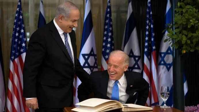"""""""İsrail'i tanıyana kadar huzur yok!"""""""