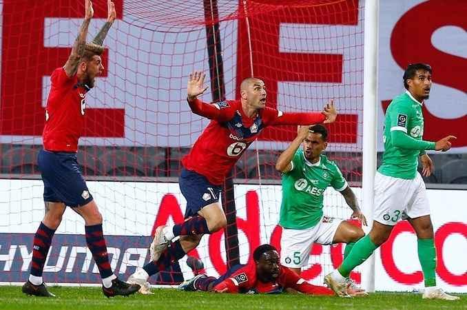 Lille şampiyonluk maçına çıkıyor