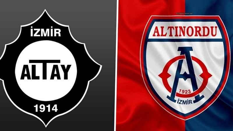 Altay-Altınordu finalinin oynanacağı gün ve yer belli oldu