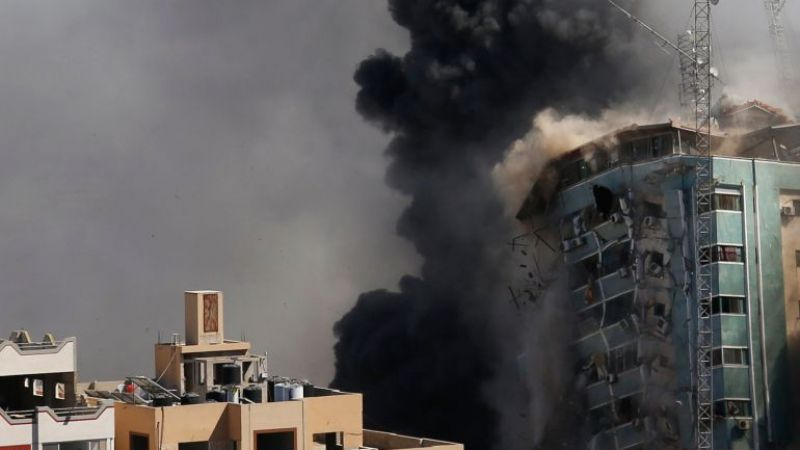 İsrailli pilottan itiraf! Gazze'de yüksek binaları kasti olarak vurduk