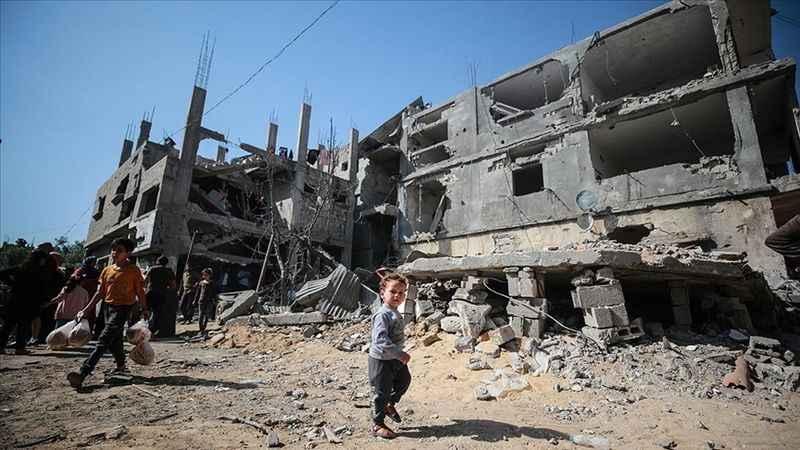 Fransız basınından İsrail çıkışı! Gazze'ye ambargo kaldırılmalı