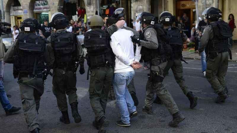 Siyonist İsrail Batı Şeria'ya baskın düzenledi! 23 kişiye gözaltı