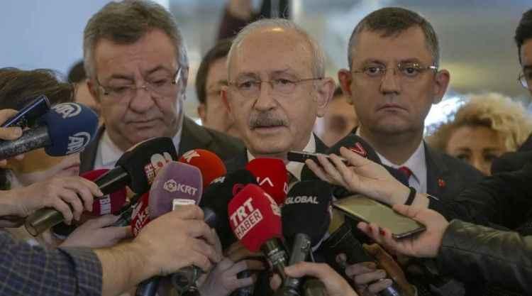 Kılıçdaroğlu: HDP ile bir ittifakımız yok, olsa söyleriz