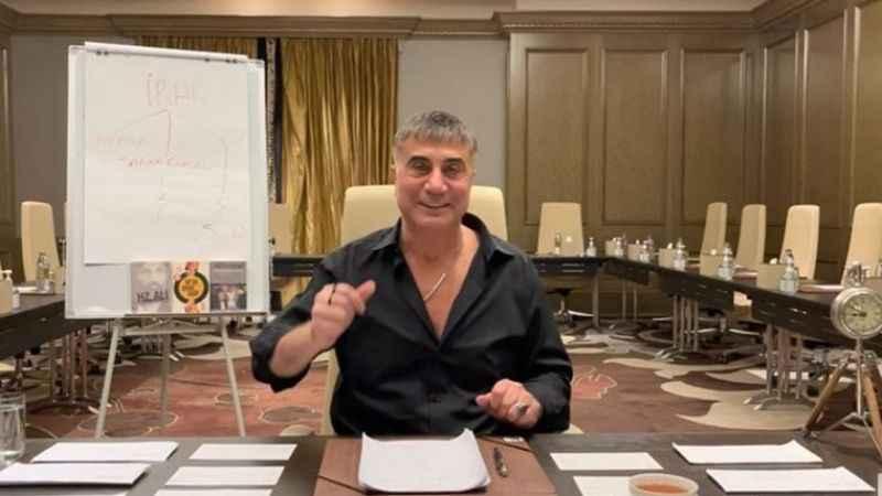 Sedat Peker'den Soylu iddiası: FETÖ soruşturmasını engelledi mi?