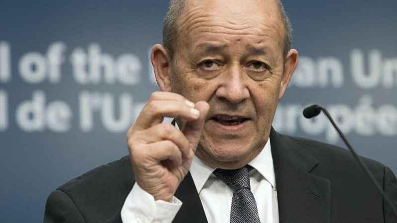 "Fransız bakandan Siyonist İsrail'e ""apartheid"" uyarısı"
