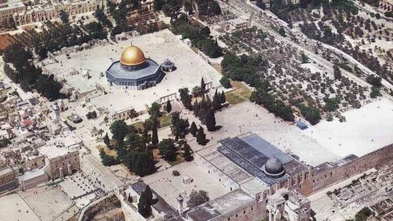 Yahudi örgütler harekete geçti! Mescid-i Aksa'yı yıkma çağrısı!