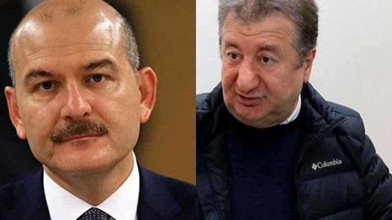 Süleyman Soylu, gazeteciden yaptığı yorum nedeniyle şikayetçi oldu
