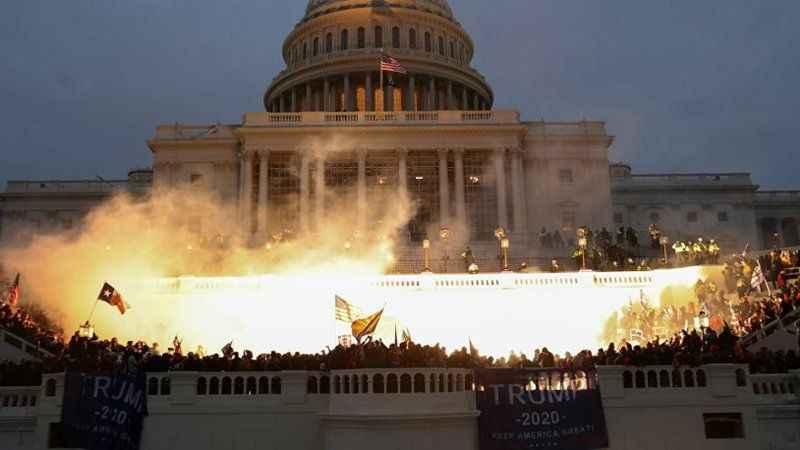 Washington'da Kongre baskını sonrası yeni gelişme