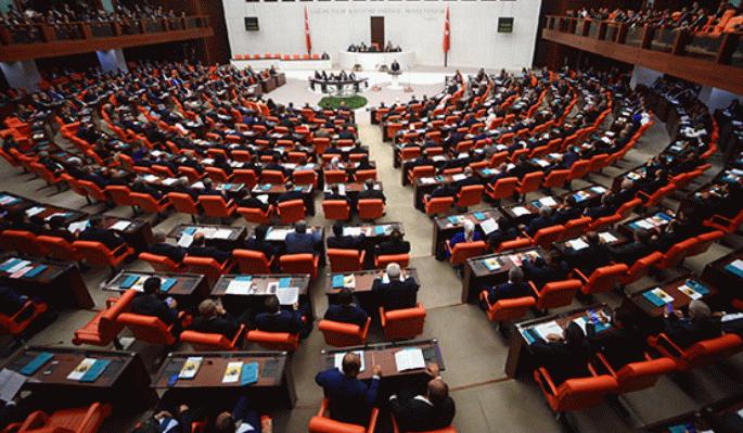 AK Parti mini infaz paketini Meclis'e sundu... 15 yaş detayı