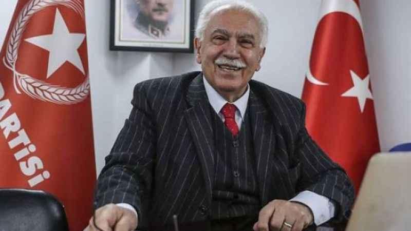 Doğu Perinçek'ten Süleyman Soylu'ya destek!