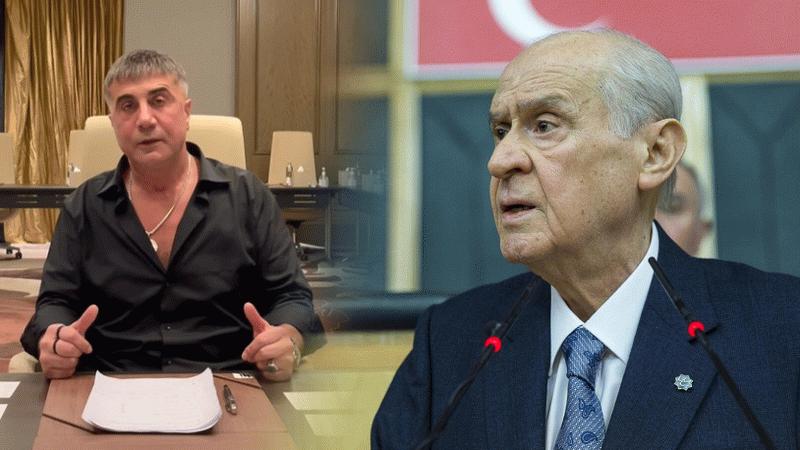 Erdoğan'ın, Sedat Peker sessizliğiyle ilgili bomba Bahçeli iddiası!