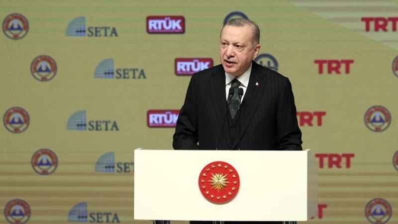 Erdoğan: İslam düşmanlığı kanser hücresi gibi hızla yayılmaktadır