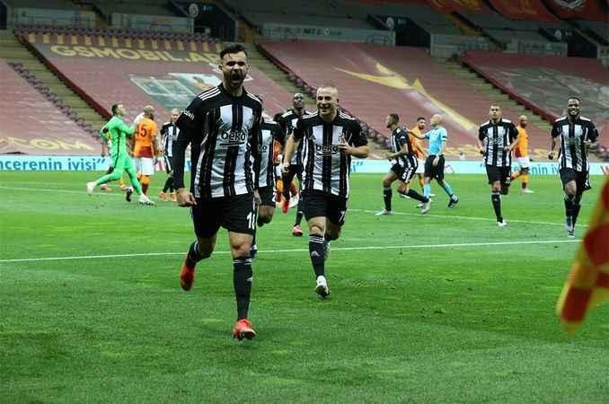 Beşiktaş'tan Rosier ve Ghezzal açıklaması!