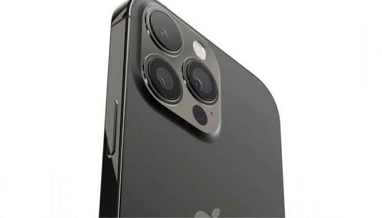 Yeni iPhone 13 Pro'nun en net görüntüsü ortaya çıktı