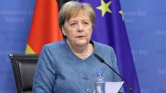 Merkel: Rusya'ya karşı ortak hareket edeceğiz!