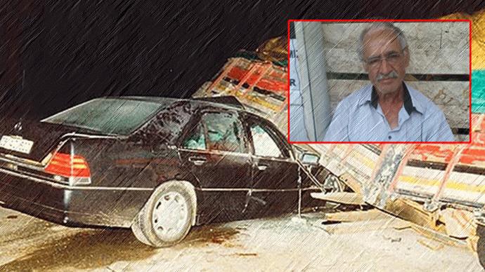 Susurluk olayında kamyon şoförü olan Hasan Gökçe konuştu