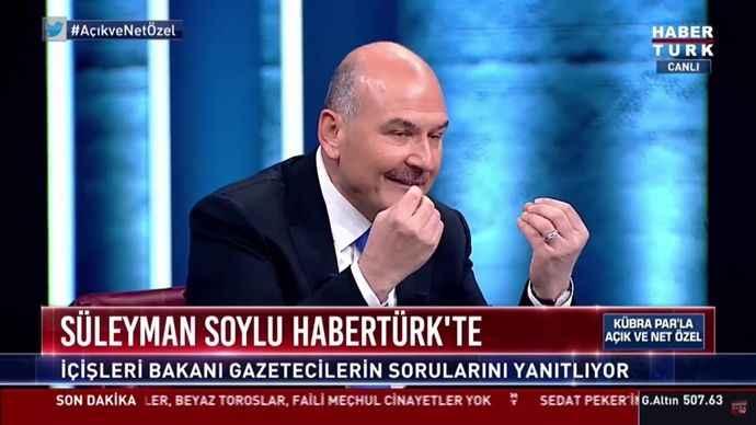 """Yetkin: Soylu, Erdoğan'a """"bana doğru dürüst sahip çıkın"""" çağrısı yaptı"""