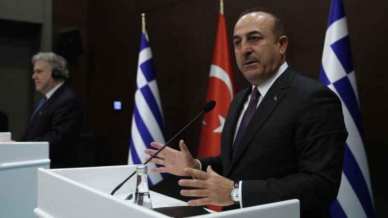 Dışişleri Bakanı Mevlüt Çavuşoğlu Yunanistan'a gidiyor