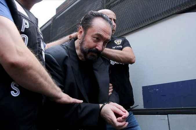 Adalet Bakanlığı'ndan Adnan Oktar açıklaması!