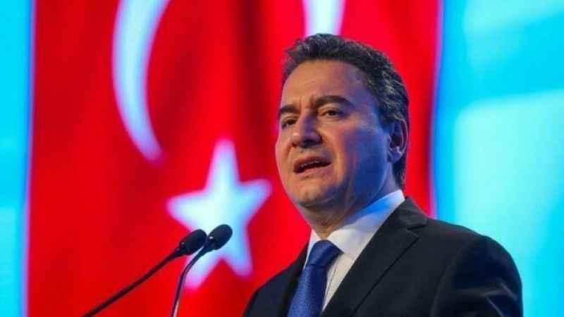 Ali Babacan'dan Erdoğan'ın Akşener sözlerine tepki!