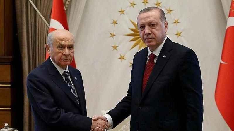 Bahçeli'den, Cumhurbaşkanı adayı planı! Erdoğan'ın yerine Soylu