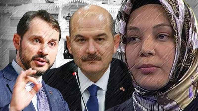 Berat Albayrak cephesinden Süleyman Soylu'ya sürpriz destek