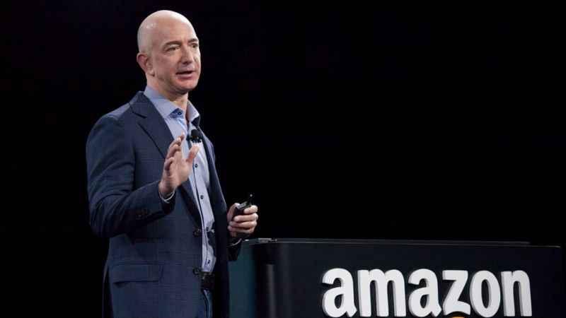 Amazon çalışanlarından Jeff Bezos'a Filistin çağrısı!