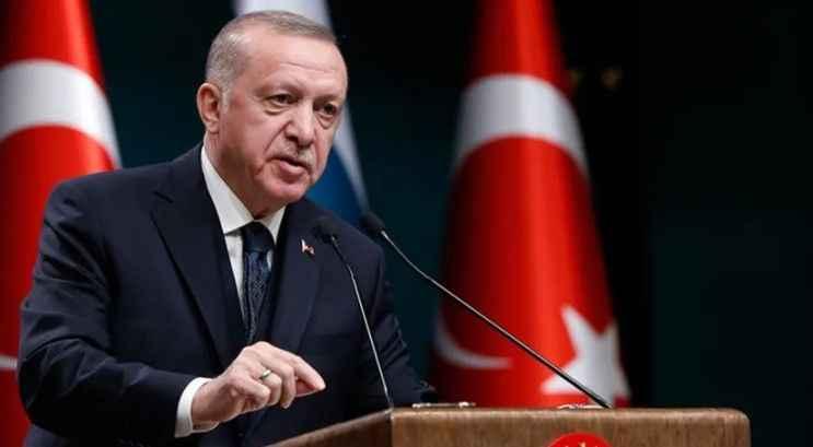 Erdoğan'dan yeni normalleşme mesajı!