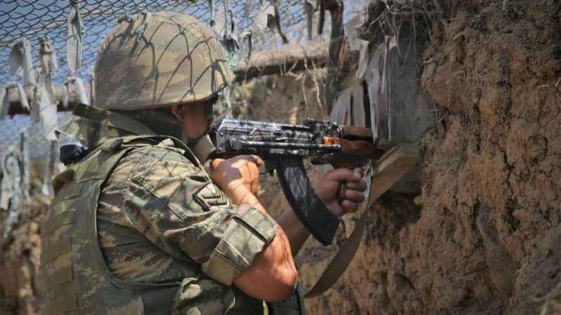 Azerbaycan: Ermenistan Şuşa'da ateşkesi ihlal etti.