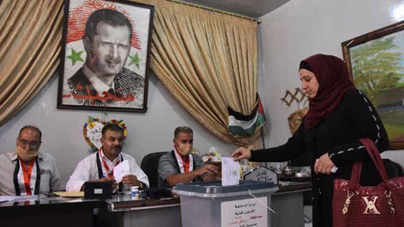 İç çatışma sürecinde Suriye ikinci kez sandık başında!