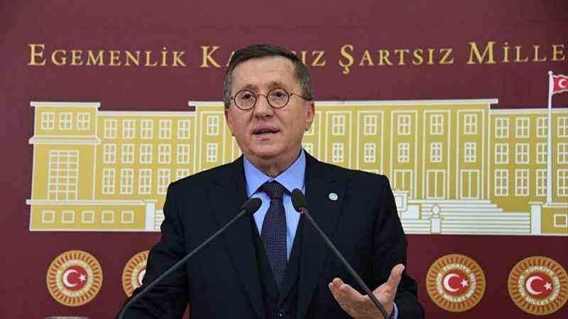Türkkan'dan Erdoğan'a tepki: Şantaj var, tehdit var, azmettirme var