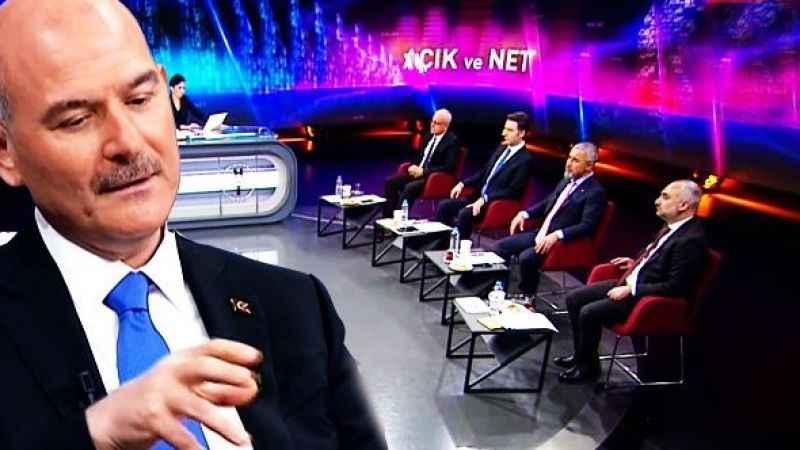 Soylu'dan Sedat Peker'e ByLock çıkışı: Dört gazetecinin gözünden kaçtı