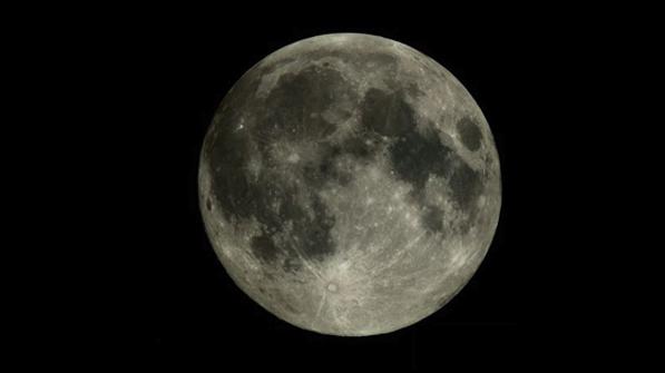 'Süper Ay' böyle görüntülendi!