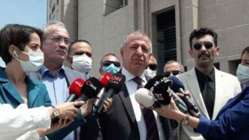 Ümit Özdağ, Buğra Kavuncu soruşturması için ifade verdi!
