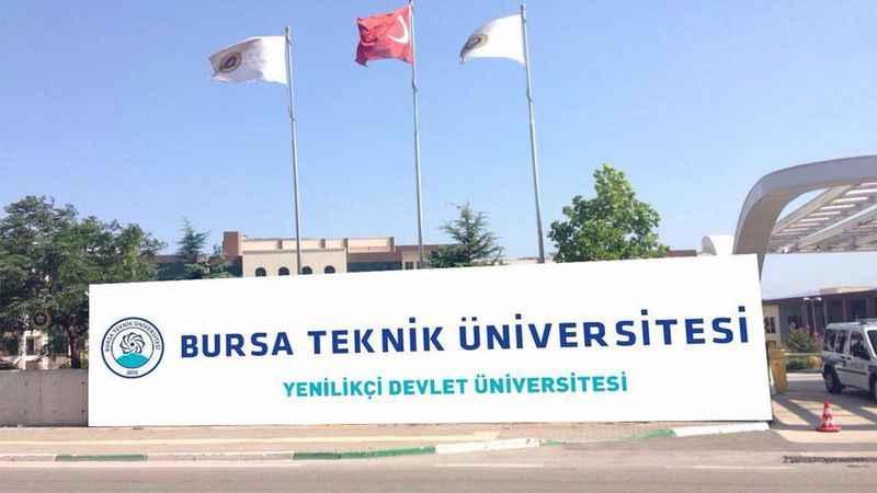 Bursa Teknik Üniversitesi 8 akademik personel alacak