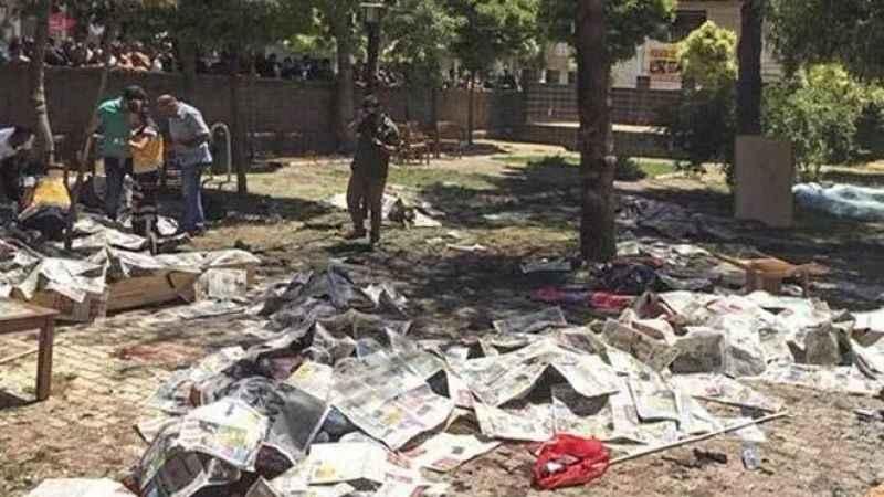 34 kişinin vefat ettiği Suruç saldırısında istenen ceza belli oldu