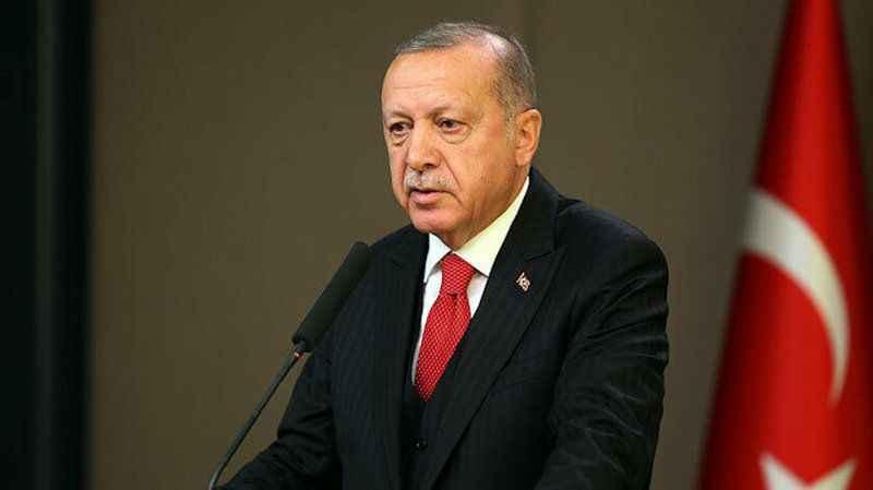 Cumhurbaşkanı Erdoğan, Adnan Menderes ve arkadaşlarını yad etti