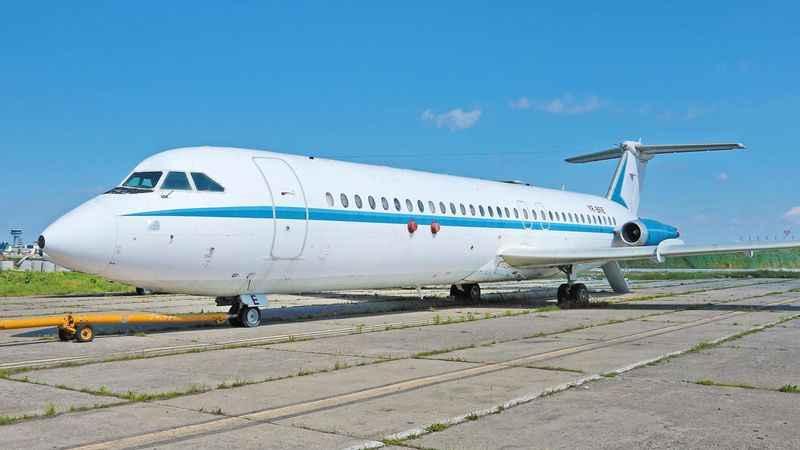 Eski diktatörün uçağı açık artırmaya çıkıyor