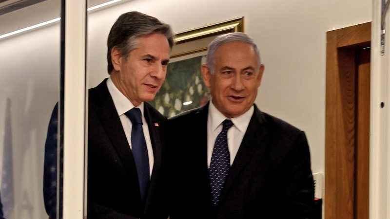 Her şey İsrail için