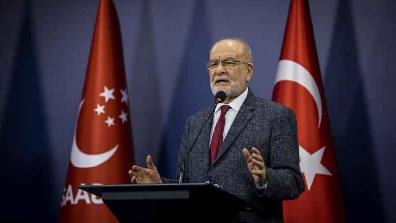 Karamollaoğlu'ndan Erdoğan'a tepki: Düşmanlaştıran dili reddediyoruz