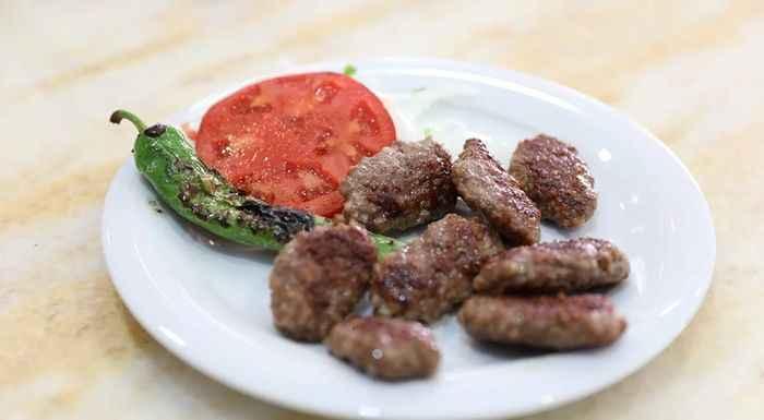 Kırklareli köftesinin lezzeti hakkında web sayfası yapıldı