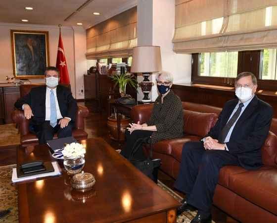 ABD'den Ankara'ya ilk ziyaret! Türkiye ve ABD'den ilk değerlendirme