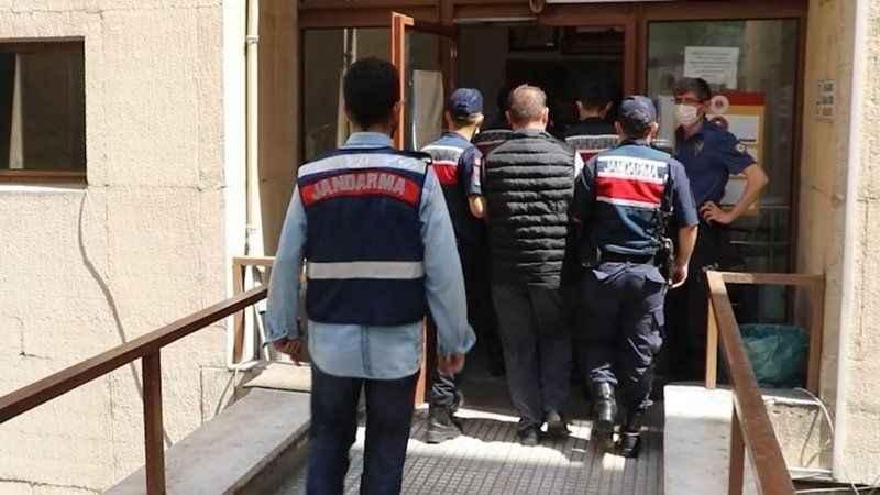 Tefeci operasyonundan çok sayıda kişi gözlatına alındı