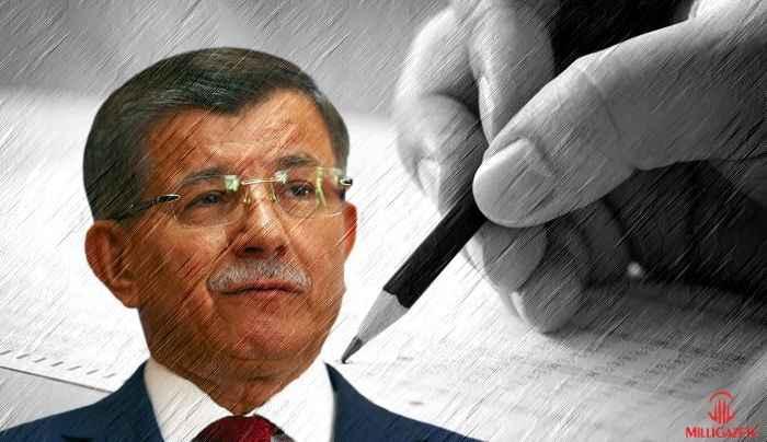 Ahmet Davutoğlu'ndan KPSS zammına tepki