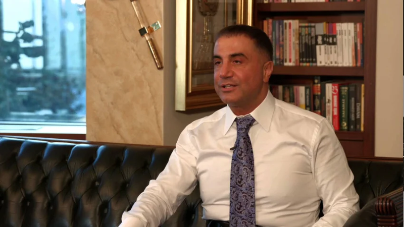 Başsavcılıktan 'Reis Sedat Peker' açıklaması
