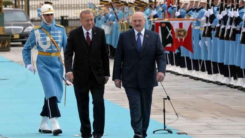 Reuters'ten çarpıcı iddia! Türkiye Belarus için NATO'ya baskı yaptı!