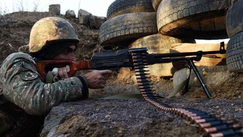 Ermenistan ateşkesi bozdu! Azerbaycan mevzilerine ateş açtı